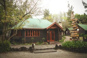 Tsitsikamma Lodge & Spa - Reception