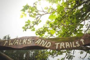 Tsitsikamma Lodge & Spa - Walking-trail