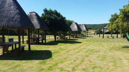 Mansfield Game Reserve - Braai Area