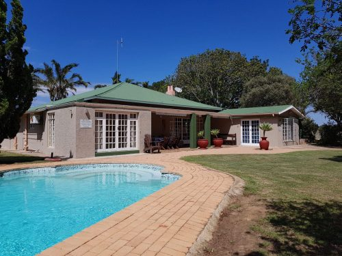 Mansfield Game Reserve - Swimming Pool