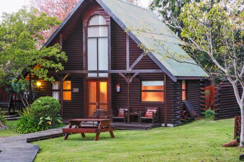 Tsitsikamma gallery - luxury cabin
