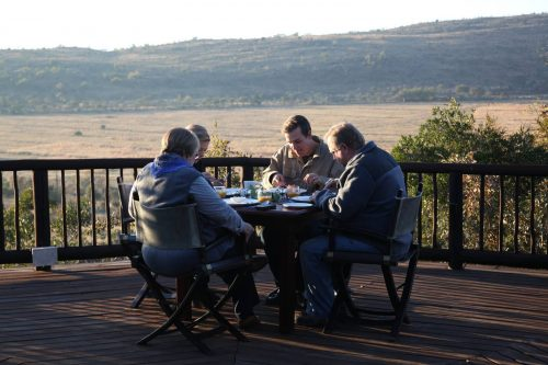 matingwe-lodge - resturant